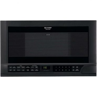 1.5 cu. ft. Black Over-the-Counter Microwave (R1210TY)