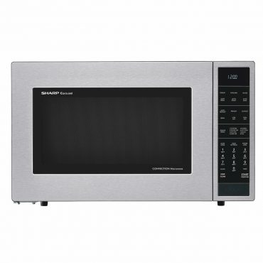 1.5 cu. ft. Sharp Stainless Steel Carousel Convection Microwave (SMC1585BS)