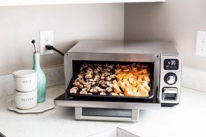 Sweet Potato Mushroom Guacamole Burgers Recipe