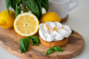 Lemon Curd - How to Enjoy a Microwave Brunch at Home