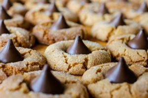 Pumpkin Blossom Cookies