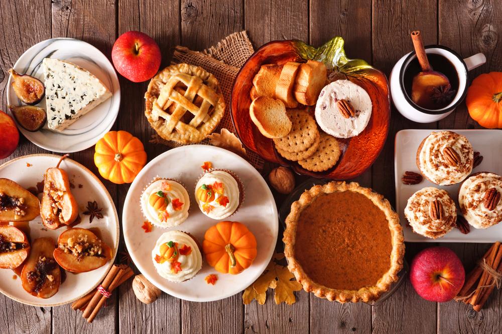 Fall recipe roundup.