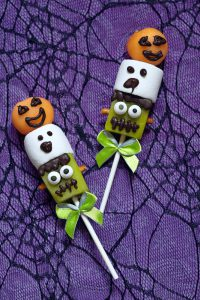 Ghost kabobs