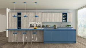 Latest Kitchen Trends for 2020: Bolder Colors