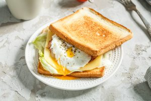 Poached Egg - How to Enjoy a Microwave Brunch at Home