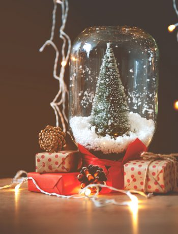 Holiday mason jars